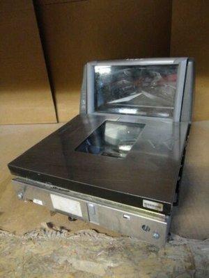 PSC Datalogic Magellan 8200 Scanner met Bizerba Weegschaal 12kg Model 8201