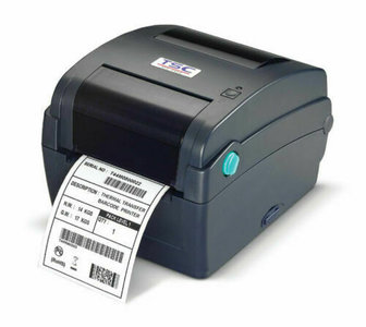 TSC TTP-245C  NIEUW Barcode Label Printer USB + Netwerk = GK420D