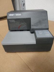 Star Sp298 Matrix Slip Bon Printer - Parallel zwart