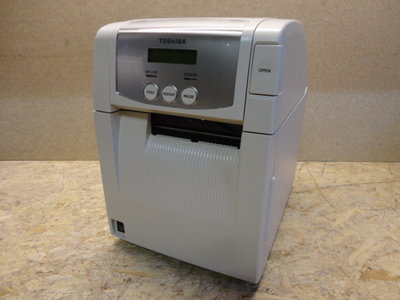 TOSHIBA TEC B-SA4TP Thermische Barcode / Label Printer 300Dpi