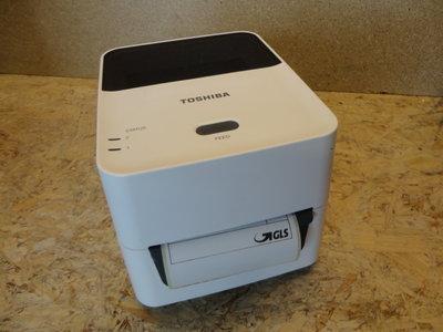 TOSHIBA TEC B-FV4D Thermische  Verzend Label Printer