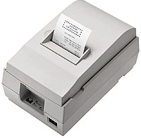 Epson TM-U210 - POS Matrix Printer TM-U210A / TM-U210D