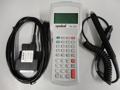 Symbol PDT3100 Batch Terminal + Modem DY463020
