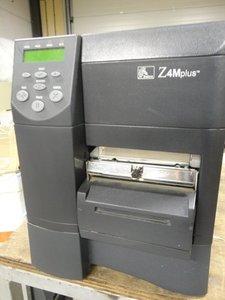 Zebra Z4M Plus Thermal Transfer Printer RJ-45 Netwerk + Cutter
