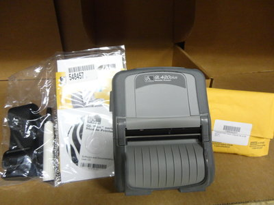 Zebra QL420 Plus Mobile Label Printer - USB