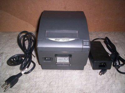 STAR TSP700II Thermische Bon Printer