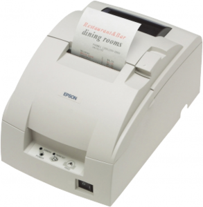 EPSON TM-U220D - POS Matrix Printer M188D