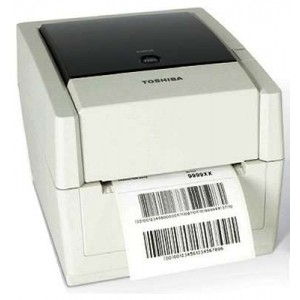 TOSHIBA TEC B-EV4T Barcode Label Printer