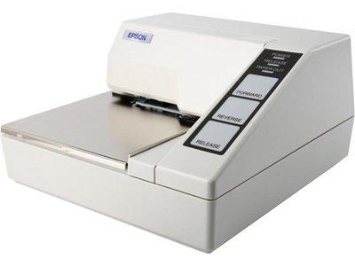 Epson TM-U295 Matrix Slip Bon Printer - M66SA Wit Serieel